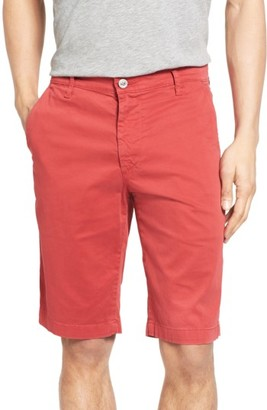Men's Ag 'Griffin' Chino Shorts $125 thestylecure.com