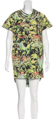 Kenzo Printed Casual Dress