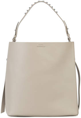 AllSaints oversized tote bag