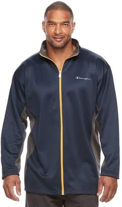Champion Big & Tall Modern-Fit Colorblock Fleece Jacket