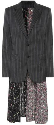Junya Watanabe Reversible blazer dress