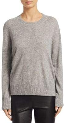 Vince Silk Crewneck Sweater