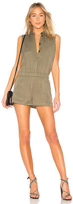 ATM Anthony Thomas Melillo Sleeveless Romper