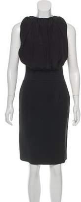 DSQUARED2 Knee-Length Sleeveless Dress