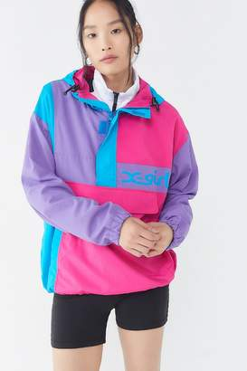 X-girl Crazy Color Anorak Jacket