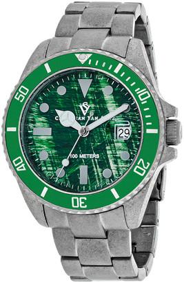 Montego Christian Van Sant Men's Vintage Watch