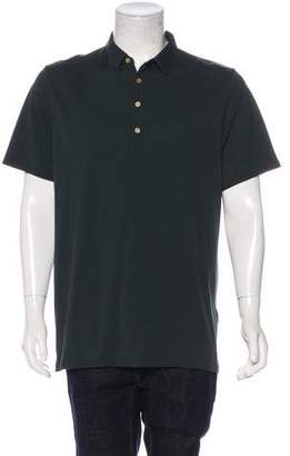 Burberry Piqué Polo Shirt