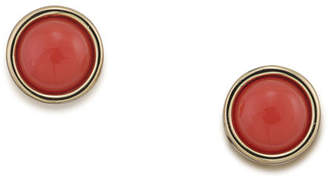 Trina Turk Org Cabachon Post Earring