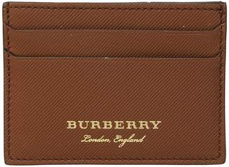 Burberry Logo Card Holder