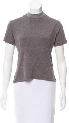 Opening Ceremony Knit Short Sleeve Top