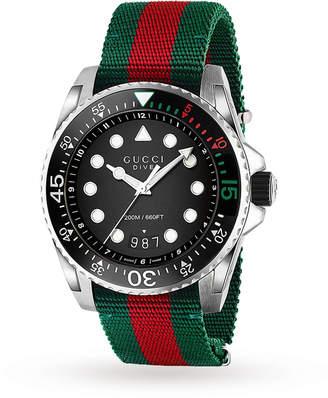 Gucci Dive Mens Watch