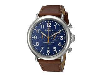 Shinola Detroit The Runwell Chrono 47mm - 10000047