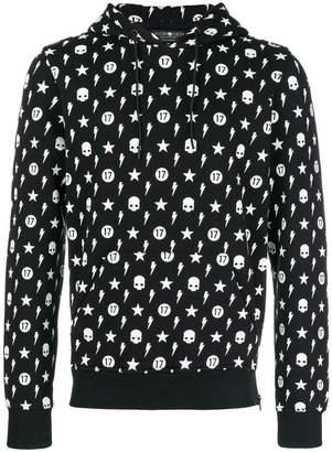 Hydrogen punk hoodie