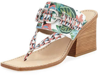Donald J Pliner Mimi Jungle Thong Sandal