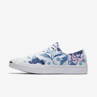 Converse Jack Purcell Floral Print Low TopWomen's Shoe