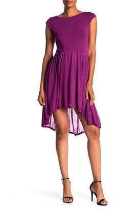 H By Bordeaux Hi-Lo Ballet Dress