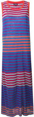 Woolrich striped tank dress