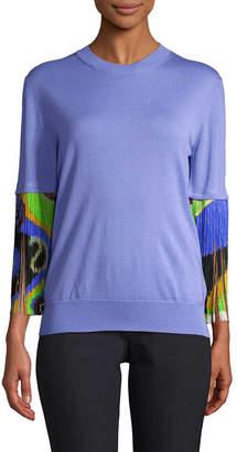 Emilio Pucci Tassel Sweater