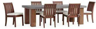 Pottery Barn Dining Table + Bench Set