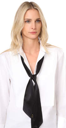 Marc Jacobs Pleated Bandeau Scarf $75 thestylecure.com