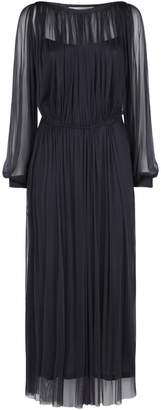 Amanda Wakeley Marta Silk Tulle Midi Dress