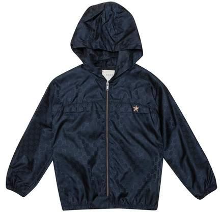 Gg Waterproof Jacket
