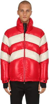 Moncler Golzern Nylon Laque Down Jacket