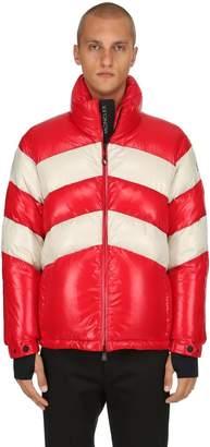 Moncler Golzern Nylon Laque Down Jacket