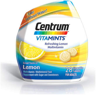 Centrum VitaMint Lemon Tablets (28 Tablets)