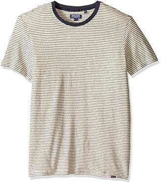 Woolrich Men's Mix Linen Tee