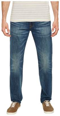 7 For All Mankind Adrien Easy Slim Worn From Raw in Legend Men's Jeans