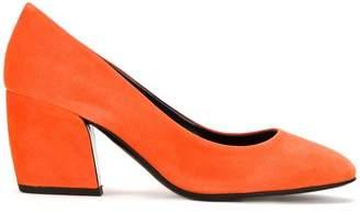 Pierre Hardy curved heel pumps