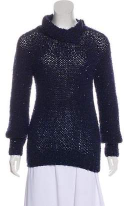 Chanel Embellished Cashmere Sweater