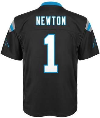 Boys 8-20 Carolina Panthers Cam Newton Replica Jersey