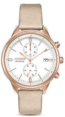 Citizen Chandler Chronograph, 39mm
