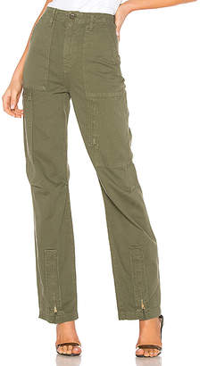 RE/DONE High Rise Cargo Pant