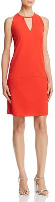 Sam Edelman Crepe Shift Dress