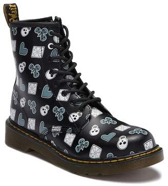 Dr. Martens Delaney Air Wair Boot (Big Kid)