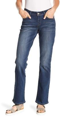 Levi's 529 Curvy Style Bootcut Jeans