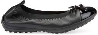 Geox Kid's Piuma Uniform Ballet Flats
