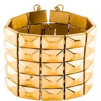 Dolce & Gabbana Pyramid Link Cuff