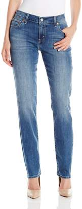 Levi's Women's 414 Relaxed Straight Jeans, Rustic Woodland, 31 x 32