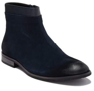 English Laundry Brodie Suede Ankle Zip Boot