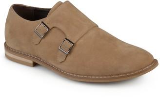Co Vance Isaac Men's Monk Strap Dress Shoes
