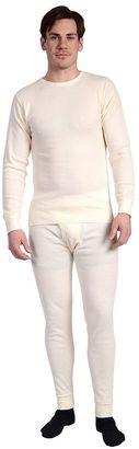 Men's Stanley Thermal Underwear Tee & Pants Set $15 thestylecure.com