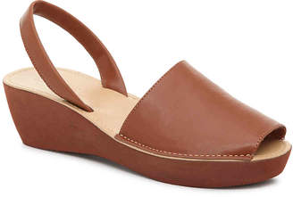 Kenneth Cole Reaction Fine Glass Wedge Sandal - Women's