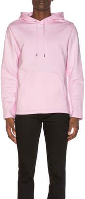 Helmut Lang x Jeremy Deller Hoodie I in Light Pink | FWRD