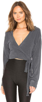 Free People Movement Hang Loose Wrap Jacket