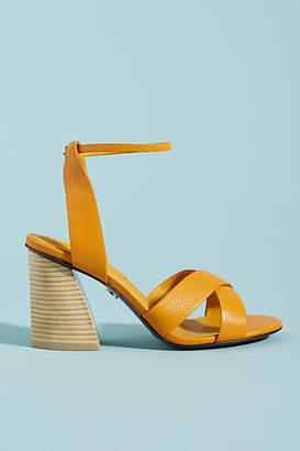 Lola Cruz Strappy High Heeled Sandals