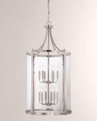 Savoy House Penrose 12-Light Large Foyer Lighting Pendant